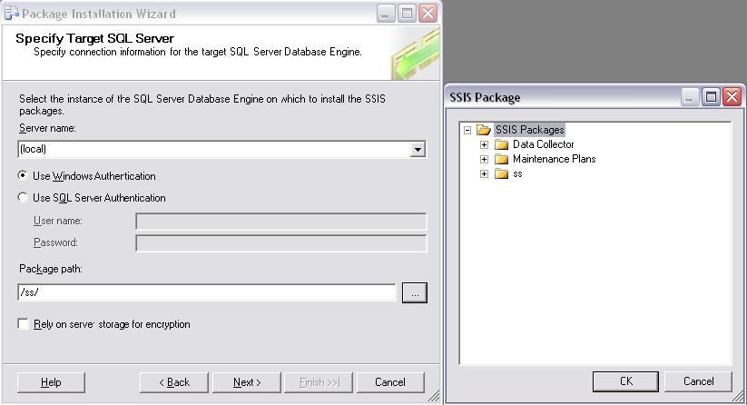 SQL Server Deployment